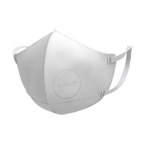 Maski antysmogowe, AirPop Kids 2 szt. (biały)