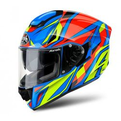 KASK INTEGRALNY AIROH ST501 THUNDER BLUE GLOSS