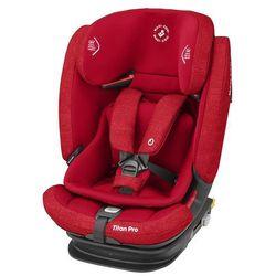 Maxi-Cosi fotelik samochodowy Titan Pro, 9 mies - 12 lat Nomad Red