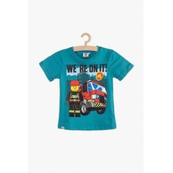 T-Shirt chłopięcy LEGO 2I38A6 Oferta ważna tylko do 2023-03-16
