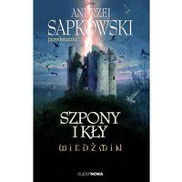 Książki fantasy i science fiction, Szpony i kły. Wiedźmin - Opracowanie zbiorowe DARMOWA DOSTAWA KIOSK RUCHU (opr. miękka)