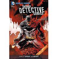 Książki kryminalne, sensacyjne i przygodowe, Batman. Detective Comics. Techniki zastraszania. Tom 2 (opr. broszurowa)