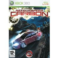 Gry Xbox 360, Need for Speed Carbon (Xbox 360)