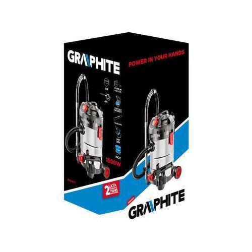Odkurzacze przemysłowe, Graphite 59G607