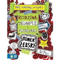Książki dla dzieci, Tomek Łebski Tom 12 Rodzina, kumple i futrzaki (opr. broszurowa)