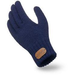 Rękawiczki dziecięce PaMaMi - Granatowy - Granatowy