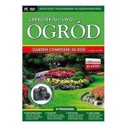 Garden Composer 3D DVD wersja 3.3 PL