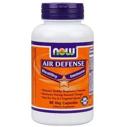 Now Foods Air Defense 90 kaps.