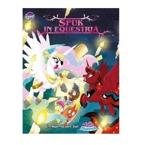 Książki dla dzieci, My little Pony - Tails of Equestria: Spuk in Equestria Peregrine, Andrew