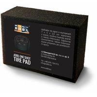 Pozostałe kosmetyki samochodowe, ADBL One Shot Tire Pad Megapack 10szt. piankowy aplikator do dressingu do opon