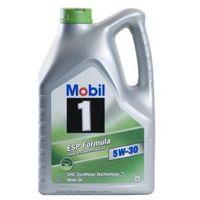 Oleje silnikowe, Mobil 1 ESP 5W-30 5 Litr Pojemnik
