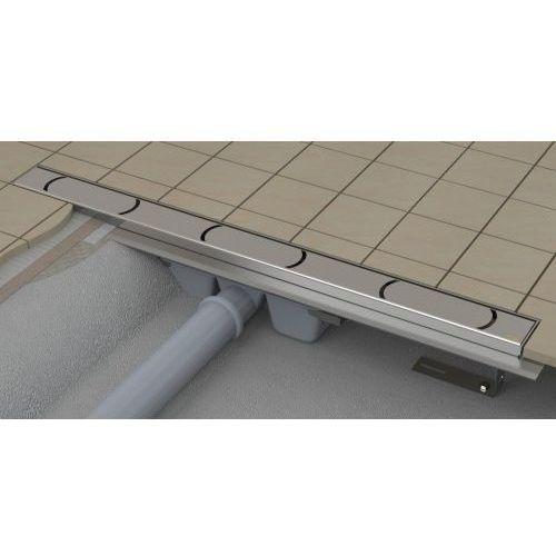 Odpływ liniowy chrome 950 nierdzewny x01428 marki Ravak