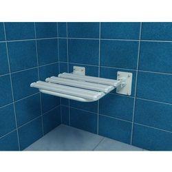 Krzesełko prysznicowe uchylne mocowane do ściany KP3