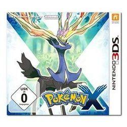 Pokémon X - Nintendo 3DS - Przygodowy
