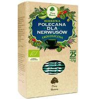 """Herbaty ziołowe, Herbata ziołowa """"Dla Nerwusów"""", ekspresowa 20x2g"""