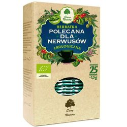 """Herbata ziołowa """"Dla Nerwusów"""", ekspresowa 20x2g"""