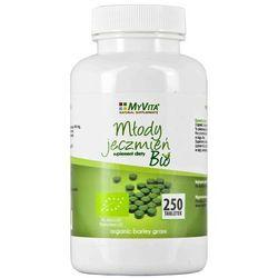 Młody jęczmień 500 mg BIO - 250 tabl