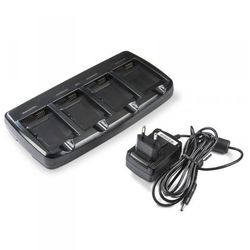 Honeywell 4-slot battery charger, EU - COMMON-QC-2