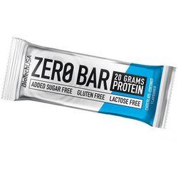 Biotech Zero Bar - Baton Proteinowy - 50g Czekolada Kokos