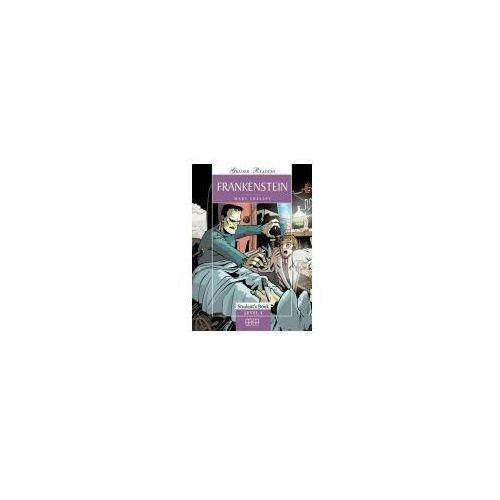 Literatura młodzieżowa, Frankenstein SB (opr. broszurowa)
