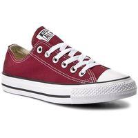 Damskie obuwie sportowe, Trampki CONVERSE - All Star Ox M9691C Maroon