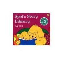 Książki dla dzieci, Spot's story library (opr. twarda)