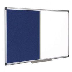 Tablica magnetyczno - tekstylna, 900x600 mm