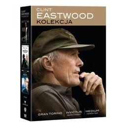 Clint Eastwood - Kolekcja (3xDVD) - Clint Eastwood DARMOWA DOSTAWA KIOSK RUCHU