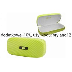 Oakley Square Hard Case Neon Yellow etui na okulary 100-270-002