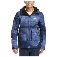Odzież do sportów zimowych, kurtka BENCH - Interest Dark Navy Blue (NY022) rozmiar: M