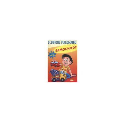 Książki dla dzieci, Samochody. Ulubione malowanki (opr. miękka)
