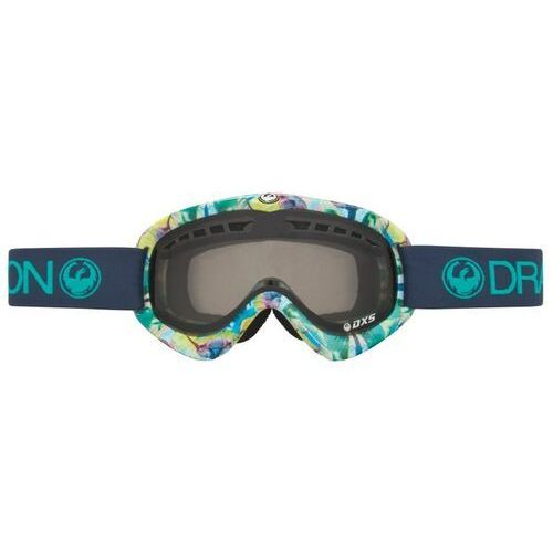 Kaski i gogle, gogle snowboardowe DRAGON - Dxs Scope (Smoke) (619) rozmiar: OS