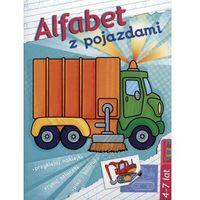 Książki dla dzieci, Alfabet z pojazdami - Praca zbiorowa OD 24,99zł DARMOWA DOSTAWA KIOSK RUCHU (opr. miękka)