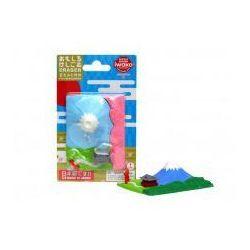 Zestaw gumek - Japoński krajobraz