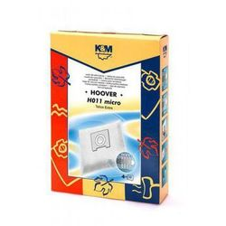 K&M Worki do odkurzaczy HOOVER TELIOS H011 MICRO 4 szt.