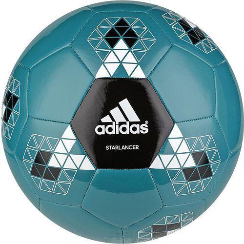 Piłka nożna, Piłka nożna ADIDAS AC5545 R.4 Starlancer (rozmiar 4)