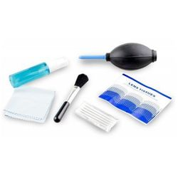 Zestaw czyszczący ALPINE Super-cleaner 6w1 (gruszka, pędzelek, płyn, ściereczka, bibułki, patyczki)
