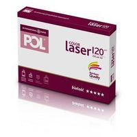 Papiery i folie do drukarek, Papier xero A3 PolColor Laser 120g. biały