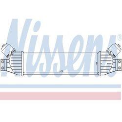 Chłodnica powietrza doładowującego - intercooler NISSENS 96650