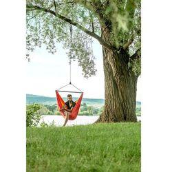 Lasiesta - zunzun sunrise - podróżny fotel hamakowy, pomarańczowy