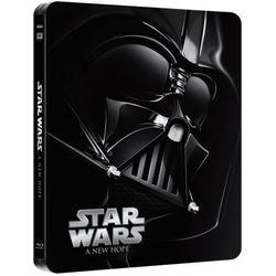 Gwiezdne wojny: Część IV - Nowa nadzieja (Steelbook)