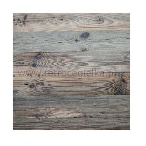 Pozostałe płytki i akcesoria, Retro drewno - deski, lamelki, odcienie brązu