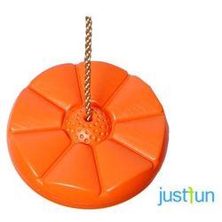 Huśtawka KWIATEK - pomarańczowy
