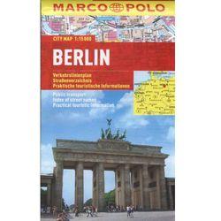 Berlin mapa 1:15 000 Marco Polo (opr. miękka)