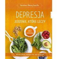 E-booki, Depresja. Jedzenie, które leczy - Karolina Szaciłło, Maciej Szaciłło (MOBI)
