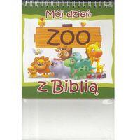 Książki dla dzieci, Mój dzień z Biblią (opr. broszurowa)