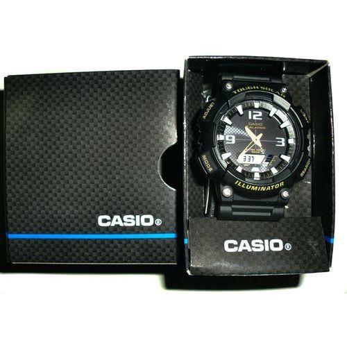Zegarki męskie, Casio AQ-S810W-1B