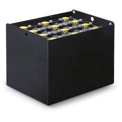 Zestaw akumulatorów - skrzynia - 36 V, 240 Ah