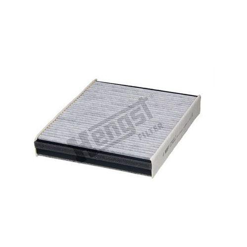 Filtry powietrza, Filtr, wentylacja przestrzeni pasażerskiej HENGST FILTER E3905LC