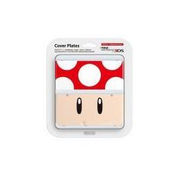 New 3DS Cover Plate 7 Toad czerwony